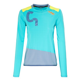 Cube AM - Maillot manches longues Femme - turquoise